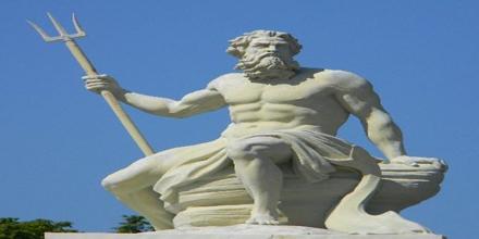Ancient Greek God: Poseidon