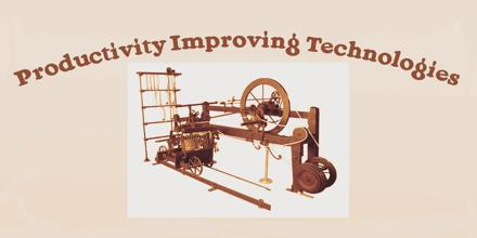 Productivity Improving Technologies
