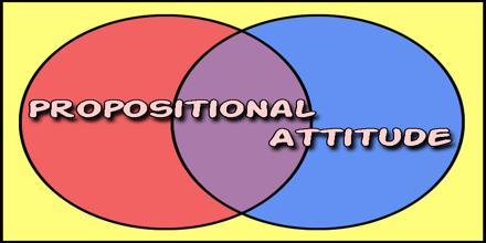 Propositional Attitude