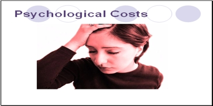 Psychological Costs of Materialism