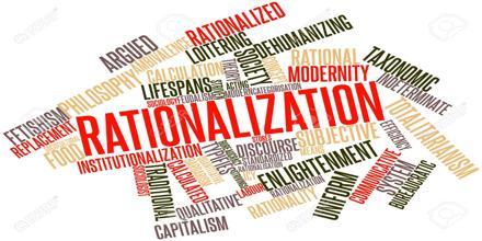 Rationalization in Psychology
