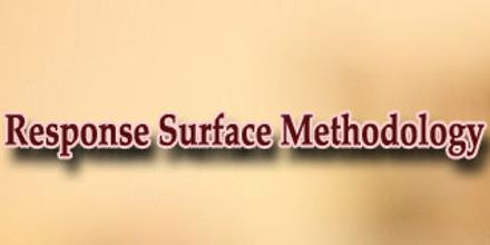 thesis response surface methodology Http://wwwcsiusbedu/thesis/nbradley_thesispdf the response surface methodology nuran bradley response surface methodology and its.