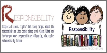 Responsibility: Character Education