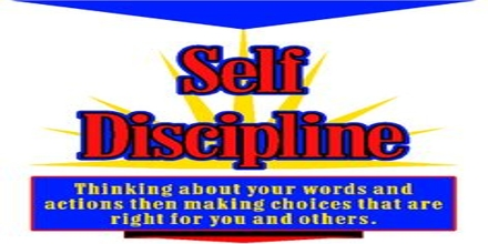 Self-Discipline: Character Education