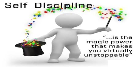 Presentation on Self-Discipline Quotes