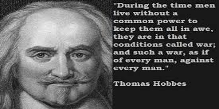 An analysis of the arguments of thomas hobbes about the need of monarchy
