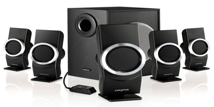 Computer Output Device: Speakers