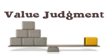 Value Judgment