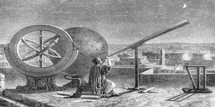 Ancient Greek Astronomy