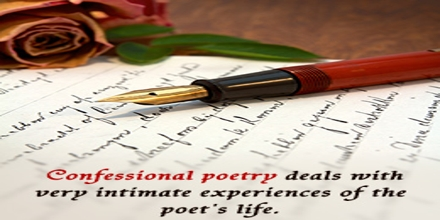Presentation on Confessional Poetry