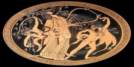 Myths in Greek Theatre