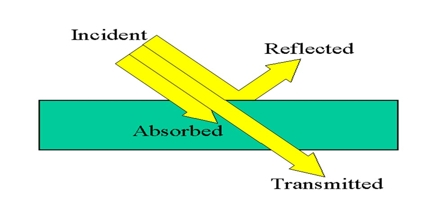 Absorption Of Light Assignment Point