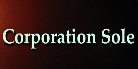Corporation Sole