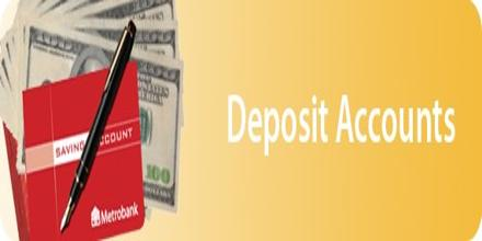 Deposit Account Assignment Point