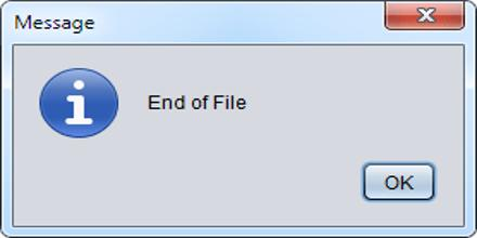 End-of-File