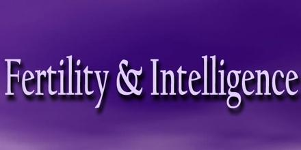 Fertility and Intelligence