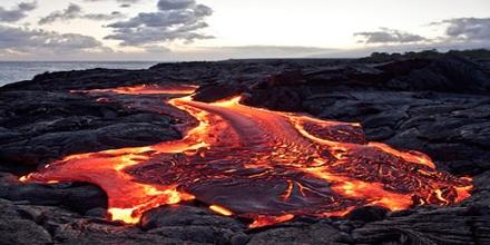Presentation on Lava Flow