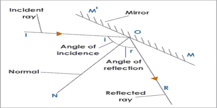 Light, Reflection and Mirrors