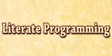 Literate Programming