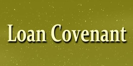 Loan Covenant