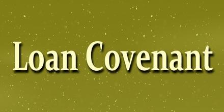 Loan Covenant