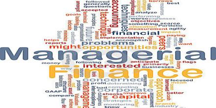 Short Note on Managerial Finance
