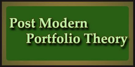 post modern portfolio theory Post-modern portfolio theory (or pmpt) is an extension of the traditional modern portfolio theory (mpt, which is an application of mean-variance analysis or mva) both theories propose how rational investors should use diversification to optimize their portfolios, and how a risky asset should be priced.