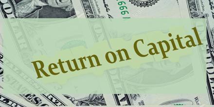 Return on Capital