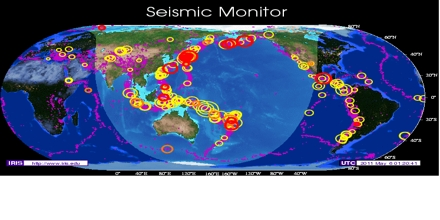 Lecture on Seismic Activity