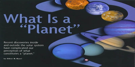 What is Planet?