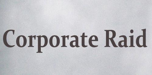 Corporate Raid