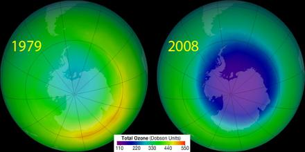 Lecture on Ozone Hole