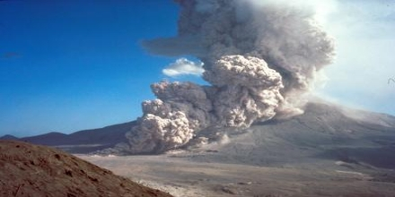 How do Pyroclastic Flows cause devastation?
