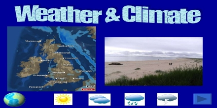 Presentation on Weather and Climate