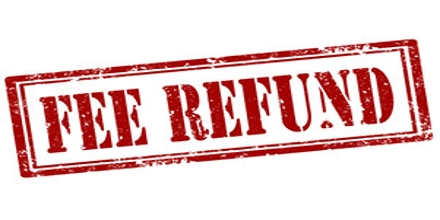 Fee Refund Application Format from School