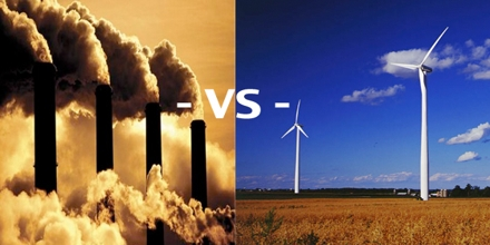 Fossil Fuels vs. Alternative Energy
