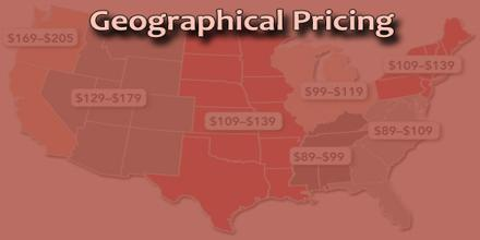 Geographical Pricing