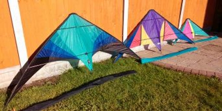 Advert Power Kites
