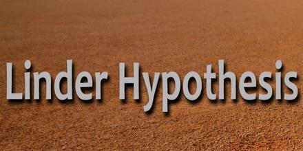 Linder Hypothesis