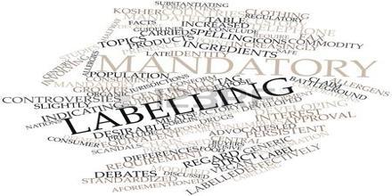Mandatory Labelling
