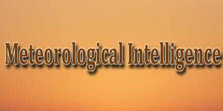 Meteorological Intelligence