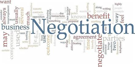 About Negotiation