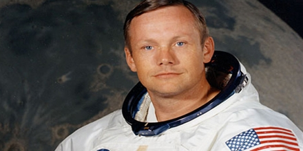 Neil Armstrong: Famous Astronaut