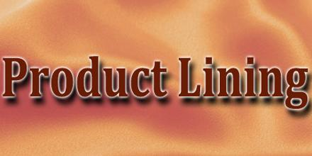 Product Lining