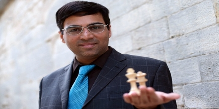 Grandmaster: Vishwanathan Anand