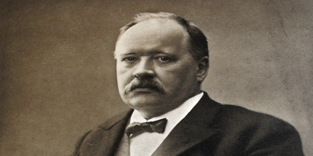 Lecture on Svante Arrhenius