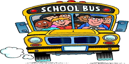 Sample Application for Change of Child's School Bus