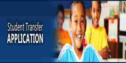 Sample Application for Transfer of School Branch