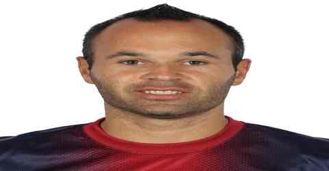 Biography of Andrés Iniesta