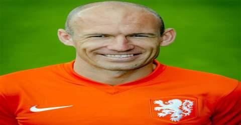 Biography of Arjen Robben
